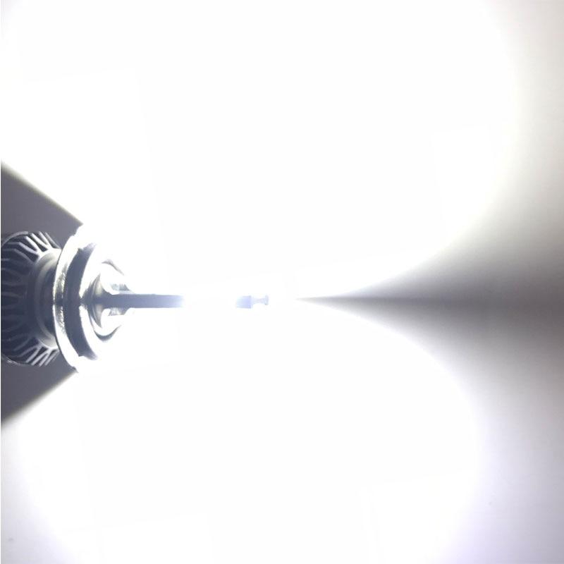 Car LED Headlight G2 Mini Bulbs Kit led H1 H7 9012 H8 H9 H11 9005 HB3 9006 HB4 6000K Efficient COB Waterproof Fog Light for Auto in Car Headlight Bulbs LED from Automobiles Motorcycles