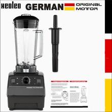 XEOLEO Commercial Blender 2.4HP Food blender 2L Blender machine 110V/220V Food mixer Fruit&Vegetable mixer EU/AU/UK/US Plug