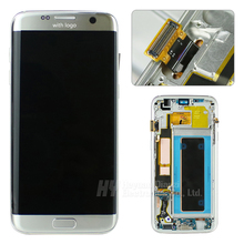 100% Original New for Samsung Galaxy S7 edge G935 G935F T A FD P V LCD display touch screen Digitizer replacement freeshipping