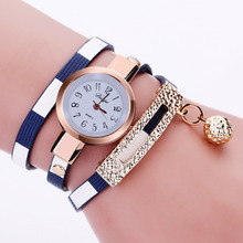 Fashion Watch For Women PU Leather Bracelet