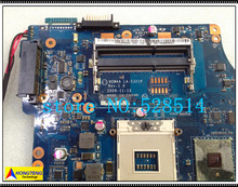 original K000093080 LA-5321P For Toshiba L550 Laptop motherboard 100% Test ok