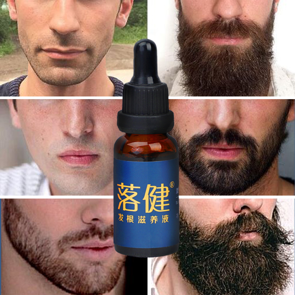 Image 3 - Beard Oil Hair Growth Essence for Anti Hair Loss Products for Topical Treatment Serum Stimulation Fast Thick Hair Care Solutions-in Hair Loss Products from Beauty & Health