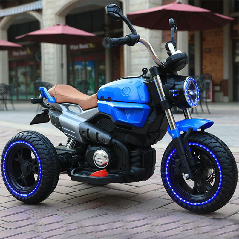 Childrens electric motorcycle three-wheeled oversized 3-10 years old baby child tricycle toy can sit people chargingChildrens electric motorcycle three-wheeled oversized 3-10 years old baby child tricycle toy can sit people charging