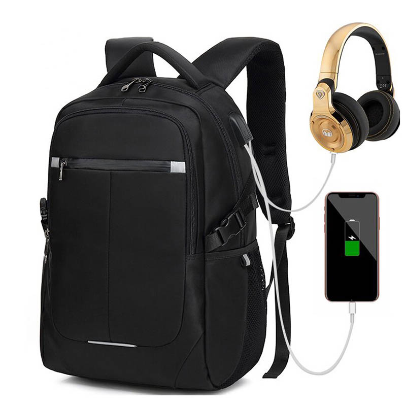 Multifunction 15.6 Inch Laptop Backpack Business Backpacks With Usb Charging Port School Bags Men Women Travel Mochila Rucksack