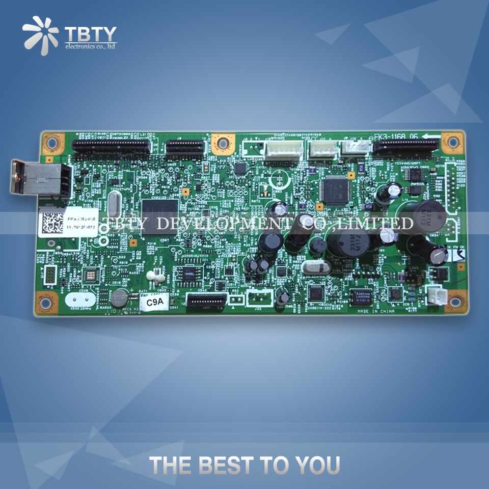 100% Test Main Board For Canon MF 4550 4552 4410 MF4550 MF4552 MF4410 Formatter Board Mainboard On Sale image