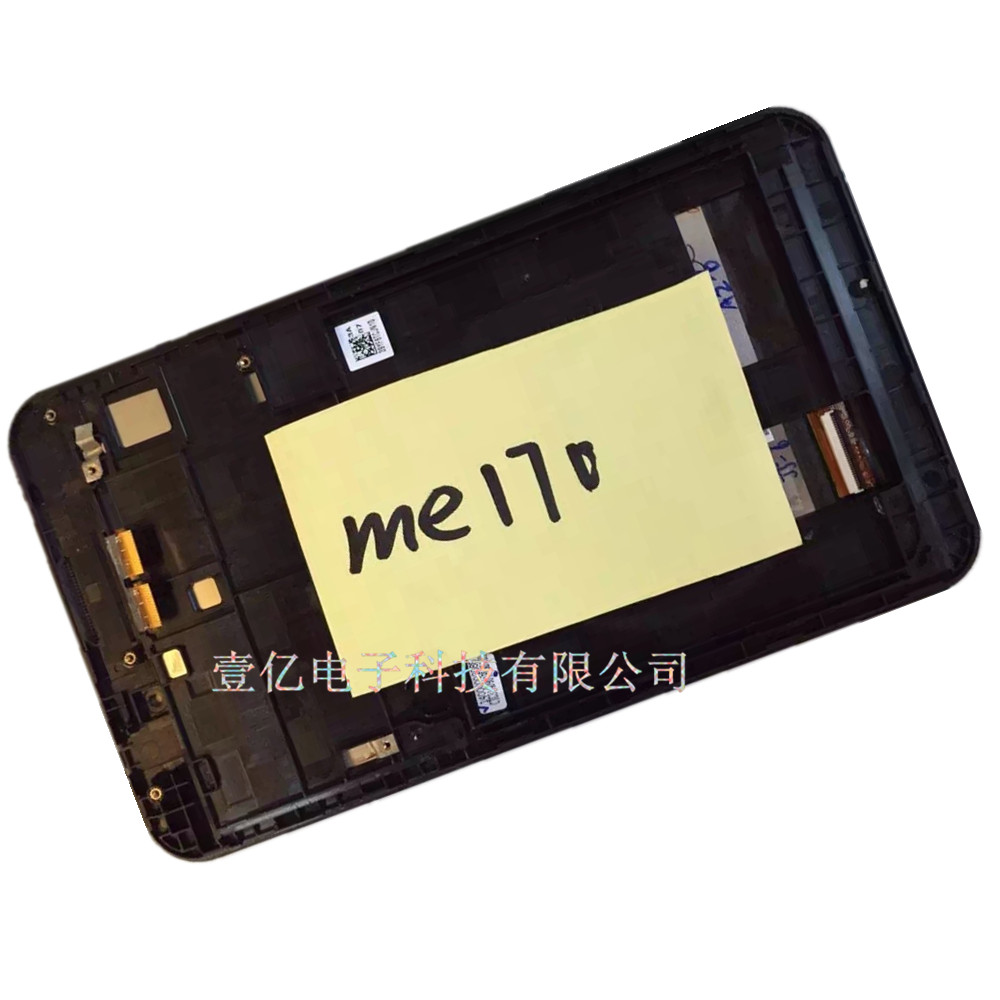 ФОТО For Asus Fonepad 7 ME170 ME170C K012 Full LCD Display With Touch Screen Digitizer Assembly With Frame