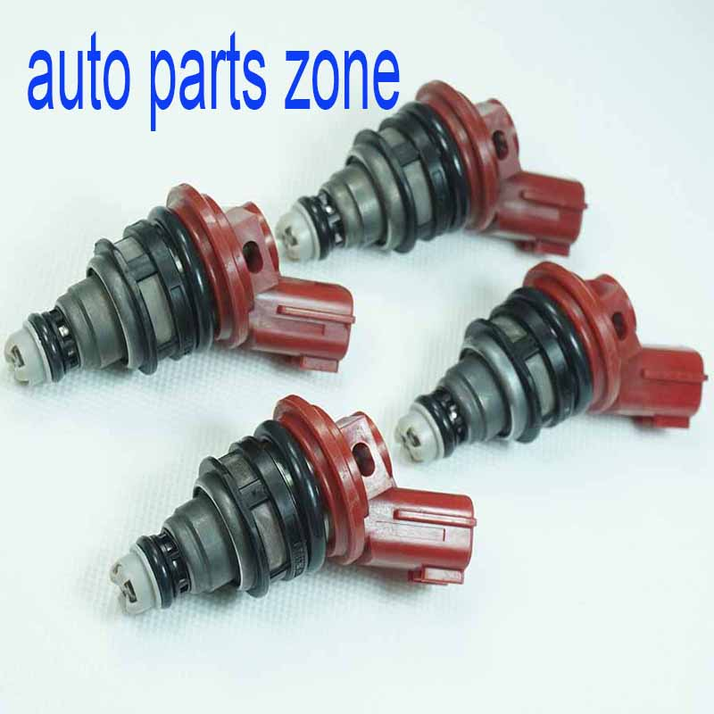 MH Electronic 4pcs Lot Fuel Injector 16600 53J03 16600 53J01 A46 00 A4600 For Nissan Infiniti
