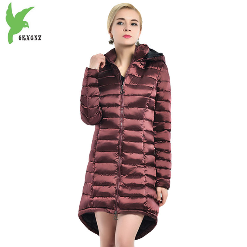 Europe Heat Sell Women Winter Jacket Down cotton Coats Hooded Parkas Plus size Medium length Coat Thick Warm Cotton Jackets 1185 casual 2016 winter jacket for boys warm jackets coats outerwears thick hooded down cotton jackets for children boy winter parkas