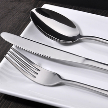 Camping Fork Spoon Knife Set Kitchen Forks Knives Spoons Travel  Food Picks Bento Buffet Garfo Tenedor Restaurant Supplies 2