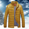 TG6304  Cheap wholesale 2017 new Leisure cotton-padded clothes men cotton thickening cotton-padded jacket coat