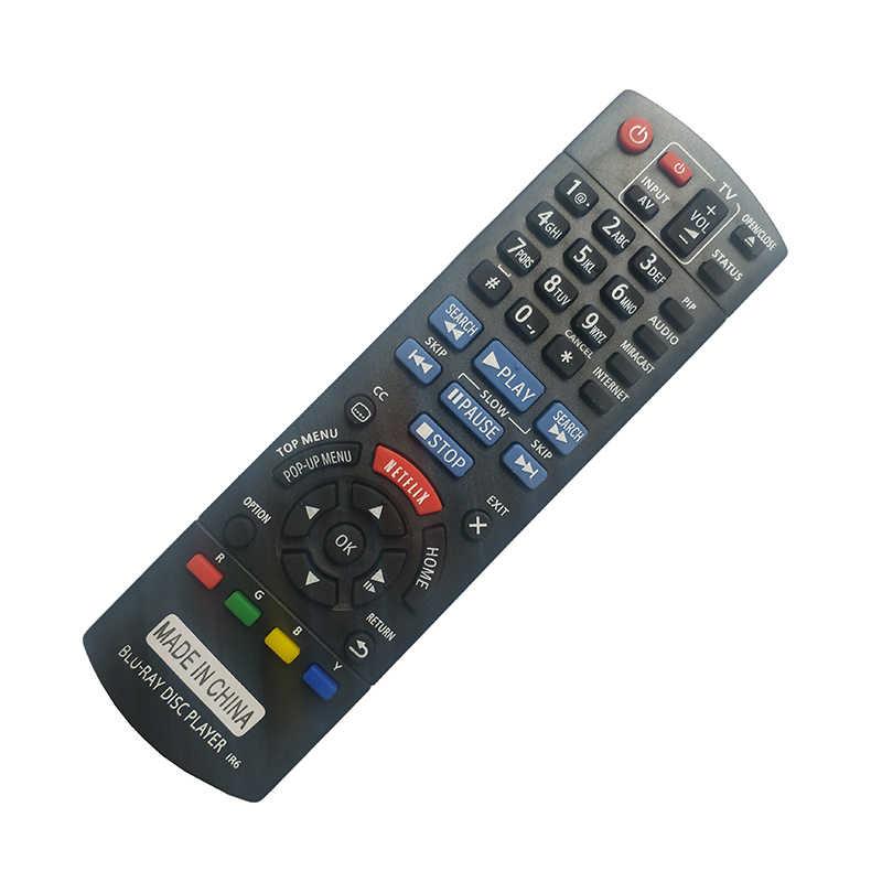 Neue fernbedienung geeignet für panasonic blu-ray dvd player DMP-BD75 DMP-BD755 PBD-957 PBD957 controller