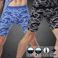 Homens calças de compressão de fitness macio e confortável butt lift underwear
