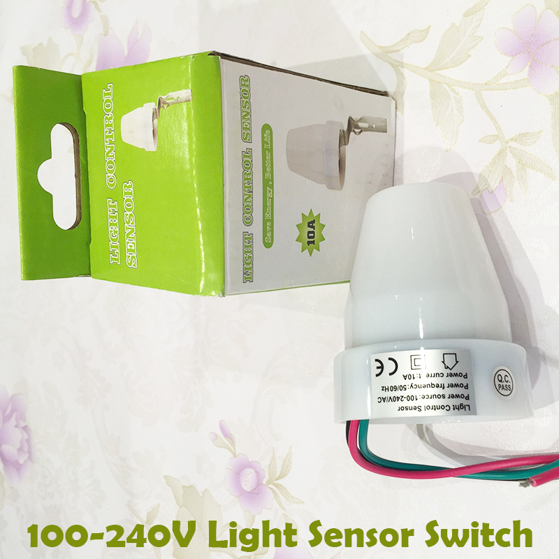 Hot 10A Outdoor Wall Mounted adjustable Photoelectric sensor light switch  100  240V Automatic light controlCompare Prices on Remote Control Light Switch Outdoor  Online  . Remote Control Outdoor Light Switch 1 Gang. Home Design Ideas