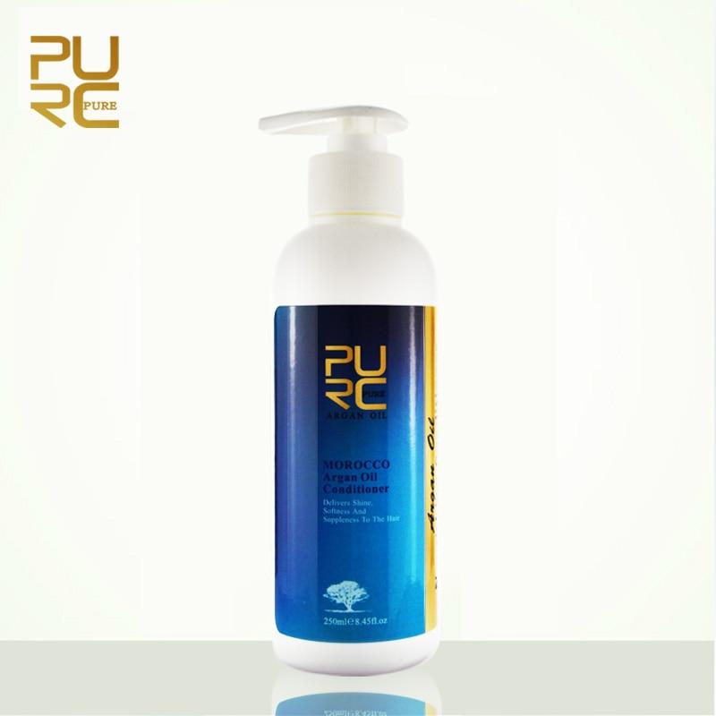 PURC Morocco Argan Oil Professional Repair Damaged Dry Hair Conditioner Supplement Hair Moisture Make Hair Soft Smooth Hair Care