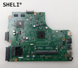 SHELI dla Dell 3441 3541 laptopa płyty głównej płyta główna w A6 6310 CN 04XK49 04XK49 4XK49 notebook pc płyty głównej płyta główna 100% testowane ok w Płyty główne od Komputer i biuro na