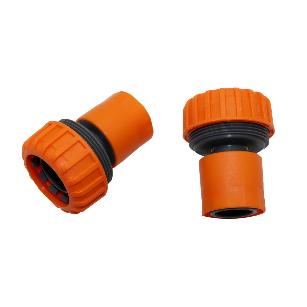 Irrigation Connectors Pipe-Adapter-Coupling Car-Washing-Watering-Hose Water-Tap Garden