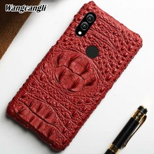 Get more info on the Wangcangli  cases luxury phone case for Huawei p10  p20 mate 10 20 plus lite  Half pack Genuine Leather phone protection case