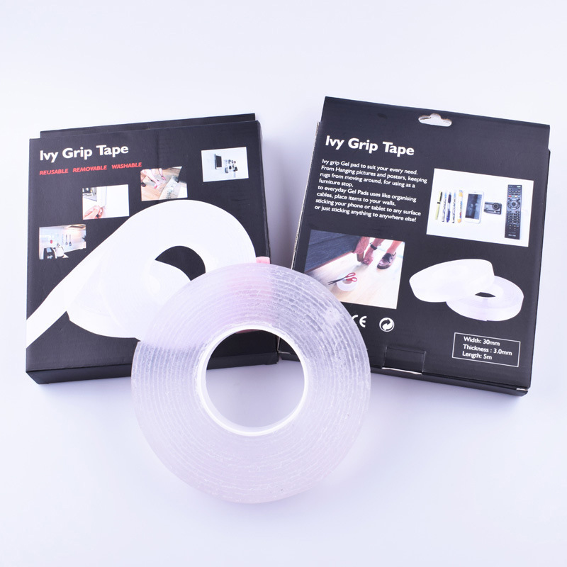 1M 5M Double Sided Adhesive Tape for Car Phone Stand Home Wall Phone Keys Holder Hot Sale in Tape from Home Improvement