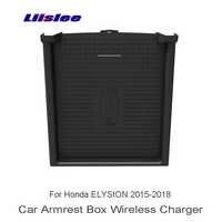 Liislee Voor Honda ELYSION 2015 ~ 2018 Wifi Charger Opslag Autolader Autolader Bekerhouder Auto Quick Charge Snelle mobiele Telefoon