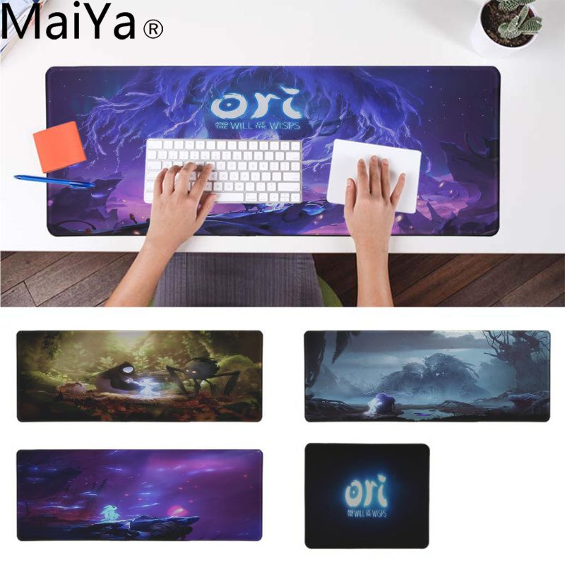 MaiYa  Ori And The Will Of The Wisps Comfort Mouse Mat Gaming Mousepad Comfort Mouse Mat Gaming Mousepad