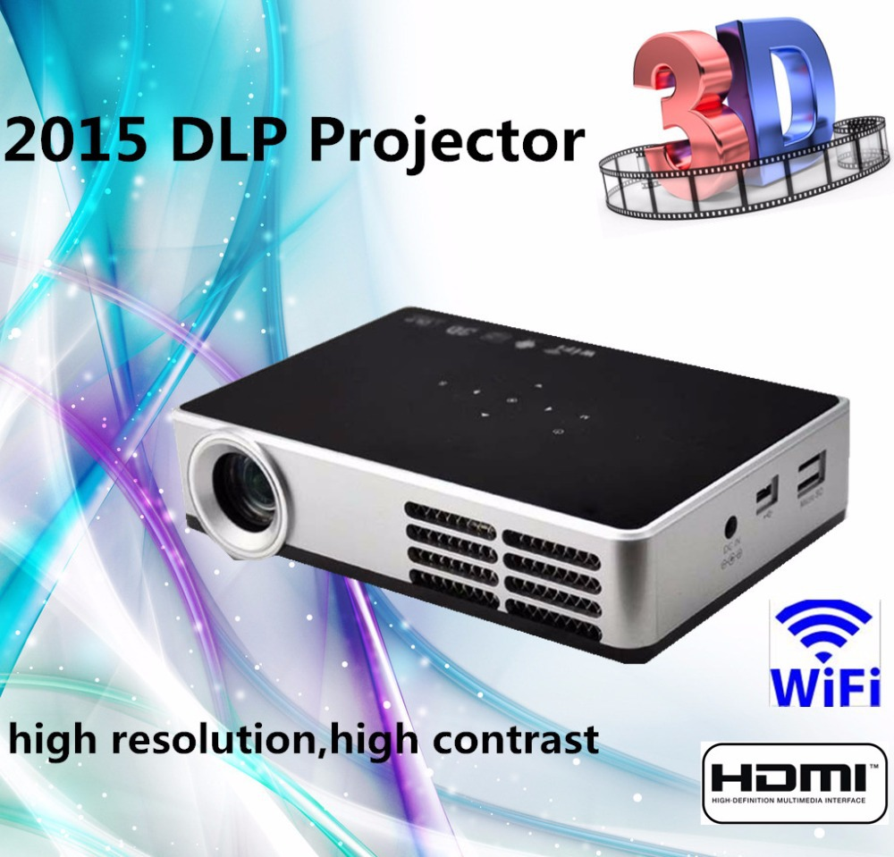 Poner Saund Full Hd New Mini Projector Proyector Led Lcd: Poner Saund Projector Free Gift Full HD Mini Smart
