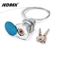 Garagentor notfall lock kern ziehen schloss stahl kabelziehlift schloss für Automatische garagentor-in Access Control Zubehör aus Sicherheit und Schutz bei