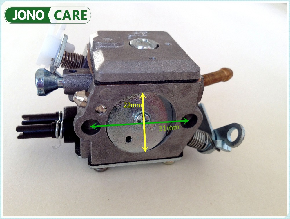 Replacement Chainsaw Carburetor Carb for Husqvarna 362 365 372 371 372XP Chain saw spare parts 48mm cylinder piston kit for husqvarna 362 365 371 372 xp cut off saws chainsaw