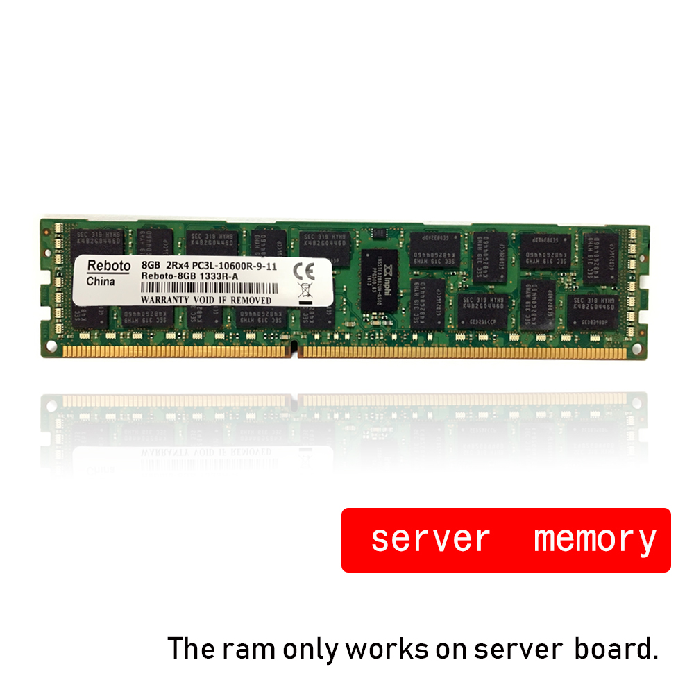 Rams Reeinno Memory Ram Ddr3 8gb 1600mhz Desktop Memory 1.5v New High Speed Memory 240pin Lifetime Warranty Sell 4gb For Intel Save 50-70%