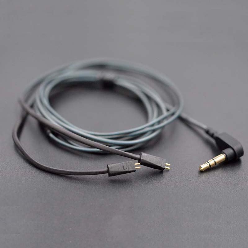 KZ ZS3 Cable DIY Repair Replacement Earphone Cable 2 pin 0 75 mm Upgraded Headphone Cables
