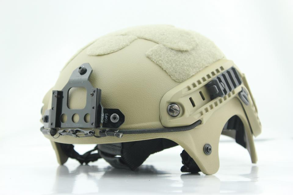 Cheap helmet armor
