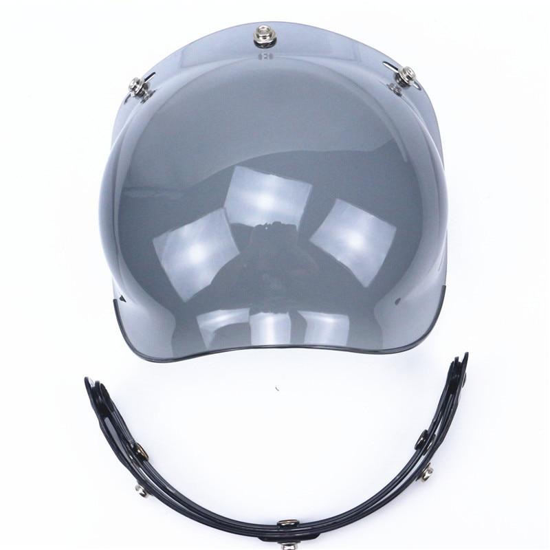открытое лицо мотоциклетный шлем