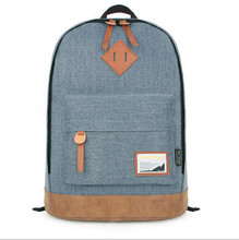 Mochila de estudiante, adolescente school back pack, mochilas ocasionales de las mujeres, los hombres de la lona mochila portátil, niñas femenino mochila, mochila