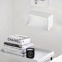 LED Wall Lamp Indoor 6W AC110V 240V Modern Lamps Lights Simple Rectangle Bedroom Dining Room Corridor
