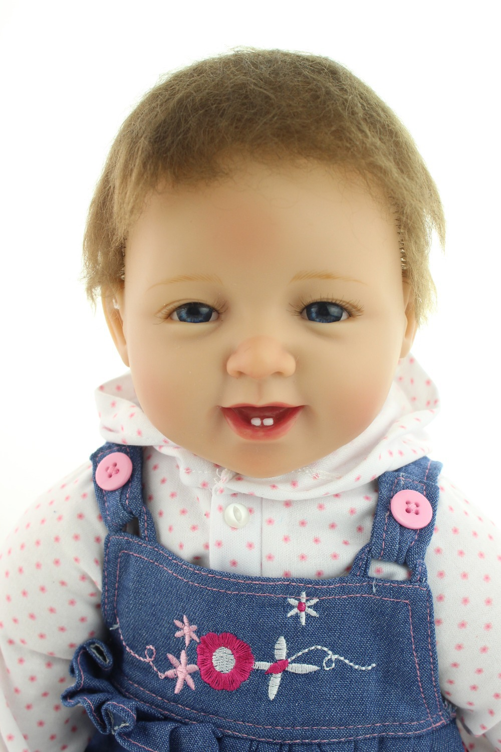 2015 NEW hot sale lifelike reborn baby doll lovely fashion doll Christmas gift lovely gifts