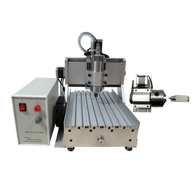 LY CNC 3020 Z-VFD 1500W Wood Engraving Machine 1.5KW Mini Ball Screw PCB Drilling Milling Router