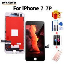 3D Touch LCD Voor iPhone 7 7 Plus Scherm Vervanging Digitizer Vergadering Voor iPhone 8 8 Plus + Gereedschap & beschermende Glas & Case