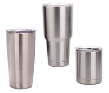304 stainless steel Coffee Car Mug of 12oz 18oz 20oz 30oz Thermos Tumbler water bottle mug Swig bottle