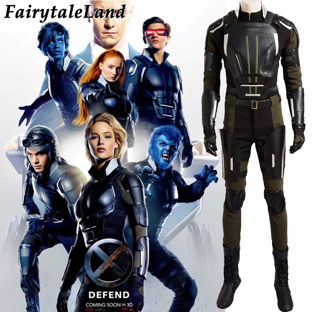 Jean Grey Black Costume