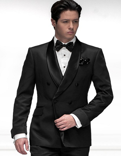 buy 2017 double breasted jacket velvet fabrics for man clothes groom tuxedos. Black Bedroom Furniture Sets. Home Design Ideas