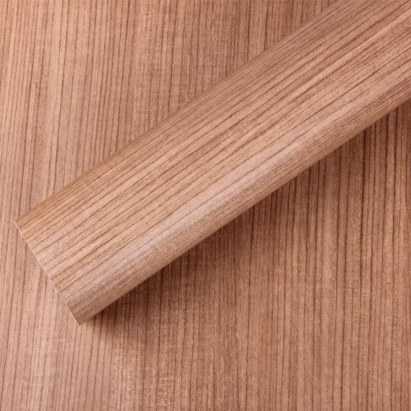 Car Rooms Interier Furniture Decorating Film Wood Textured Grain Vinyl Wrap Sticker Decals 0.3x1.24m-W1321