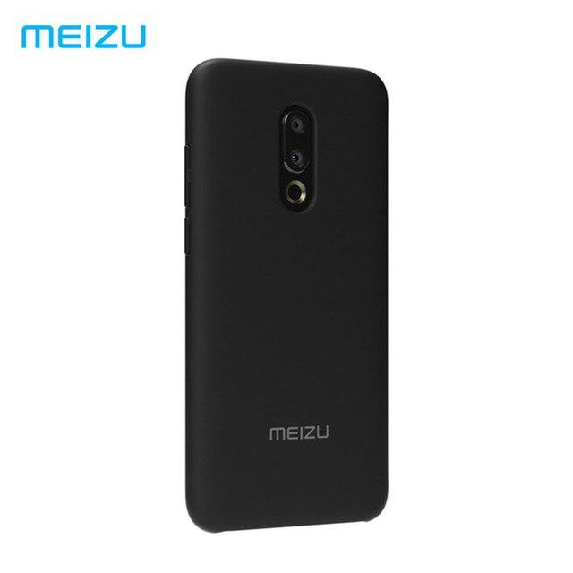 Оригинал Мода Meizu16 плюс Чехол Жесткий чехол для телефона для Meizu16plus Защитная крышка Shell ForMeizu 16 плюс fundas САППУ