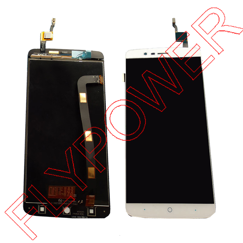 все цены на  For Elephone P8000 Lcd Display Touch Screen Digitizer Assembly white by free shipping; 100% warranty  онлайн
