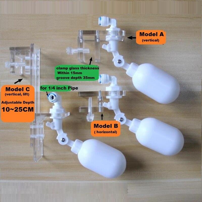 fish tank уровня жидкости water