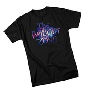 T Shirt Hip Hop Twilight Galaxy Twilight Zone Printed T Shirts Men S Streetwear