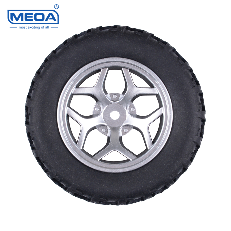 Wltoys 18428 18429 RC Car Spare Parts 18428-0409 Tire Components 18428 Wheel Tyre Front/Rear/Left/Right Tire 18429 Wheel