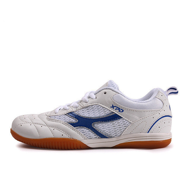 Men Women Professional Table Tennis Shoes Breathable Anti-Slippery Sport Shoe Ping Pong  ...