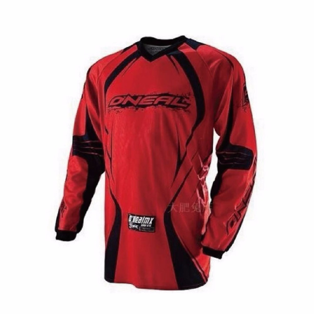 2018 Maillot Ciclismo Downhill Mountain Bike Riding Anti-sweat Cycling Jerseys Cross-country Long Sleeve Breathable Motocross