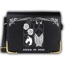 Attack on Titan Woman  Shoulder Crossbody Bag