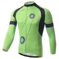 XINTOWN Men Cycling Jerseys Undertake Customization Ropa Maillot Ciclismo Bicycle MTB Winter Thermal Fleece Long Sleeves Jacket