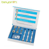 BEYONTH 9 Tips 3 Wands Diamond Dermabrasion Accessory Tips Diamond Wands Cotton Filter Skin Peel Microdermabrasion Facial Care